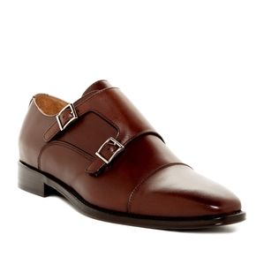 Broletto Dino Double Mink Strap Men Shoe